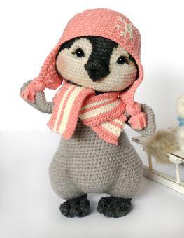 Lina, das Pinguin Mädchen