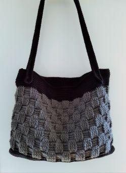 Häkelanleitung Handtasche / Shopper