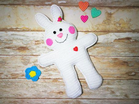 Schnelles Häschen als dekoration oder Spielzeug
