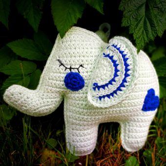 niedliche Elefanten