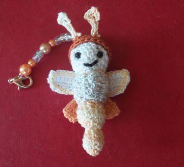 Anleitung Glühwürmchen - Crochet Pattern for firefly