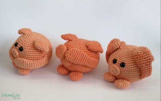 Die 3 Schweinchen - Nichts hören, sehen und sagen