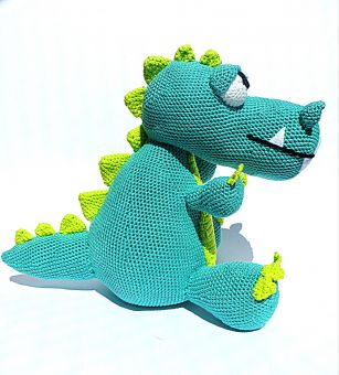 Dudley der Dinosaurier