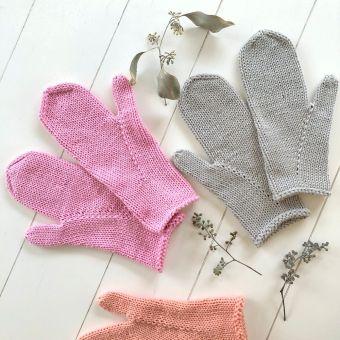 Strickanleitung - Handschuhe LUISE  Größe XS - XXL - No.231