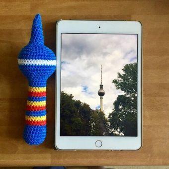 Babyrassel Berliner Fernsehturm