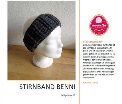 """Stirnband """"Benni"""""""
