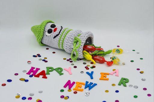 Rakete - für raketenstarke (Neujahrs-) Grüße