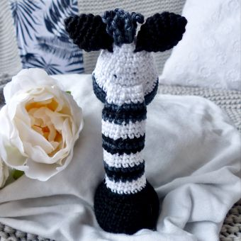 Greifling Zebra
