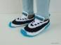 Häkelanleitung Kinder-Sneakers Gr. 24 - 35
