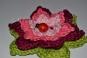 ++ FLORA ++ 3-D Blüte, schnell gehäkelt