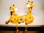 Giraffe - Kantenhocker - Amigurumi