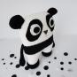 Häkelanleitung > Kuschelbuddie No.10 Panda Pico <