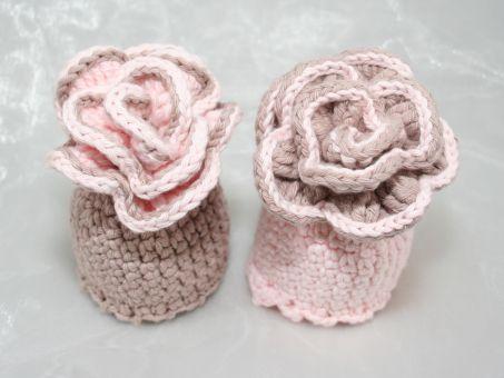 Eierwärmer - Rose