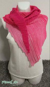 BONOLO asymmetrisches Tuch, Schal ML01