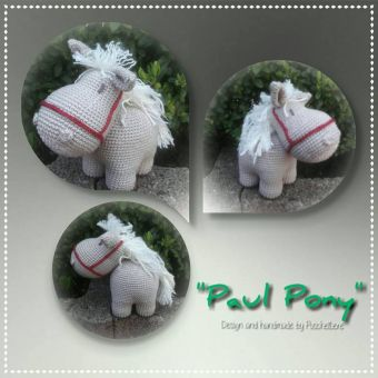 Häkelanleitung Paul Pony