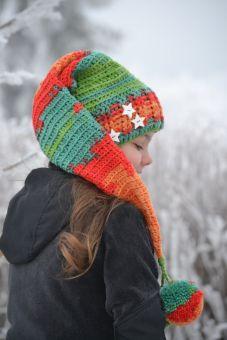 +COLORFINA + Elfenmütze, Zipfelmütze, Weihnachten, Nicolaus