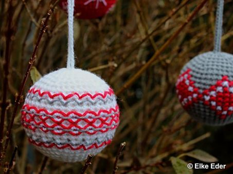 Christbaumkugeln / Weihnachtskugeln / Dekokugeln