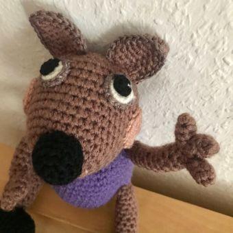 Klausi Kläff Hund
