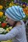 ++ SOPHIA ++ Frühlingsbeanie aus Baumwollgarn
