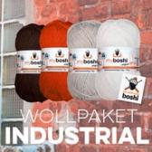 Wolle kaufen im Set  -  Sommer Wolle 4er Set Industrial