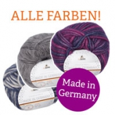 hochwertiges Strickgarn aus Deutschland