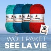 Sommer Wolle 4er Set See la Vie