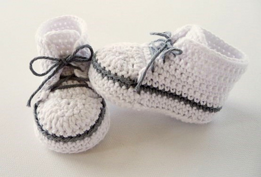Baby Sneaker Häkeln Anleitung Kostenlos My Blog