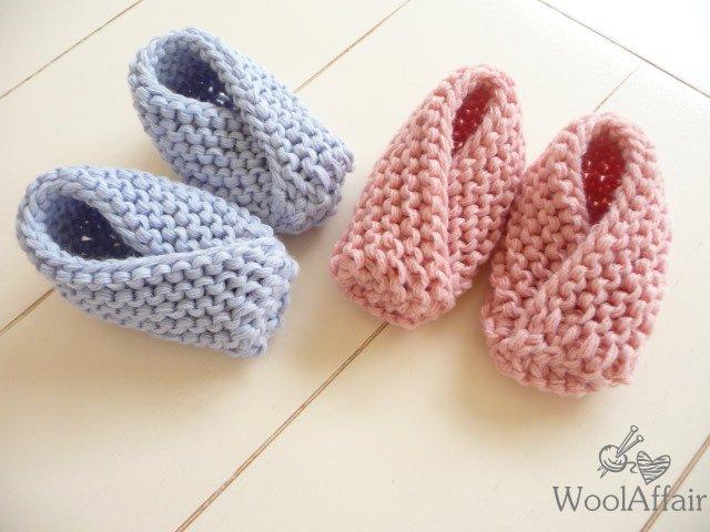 Babyschühchen Stricken Für Anfänger Desleutelbenjezelf Blog