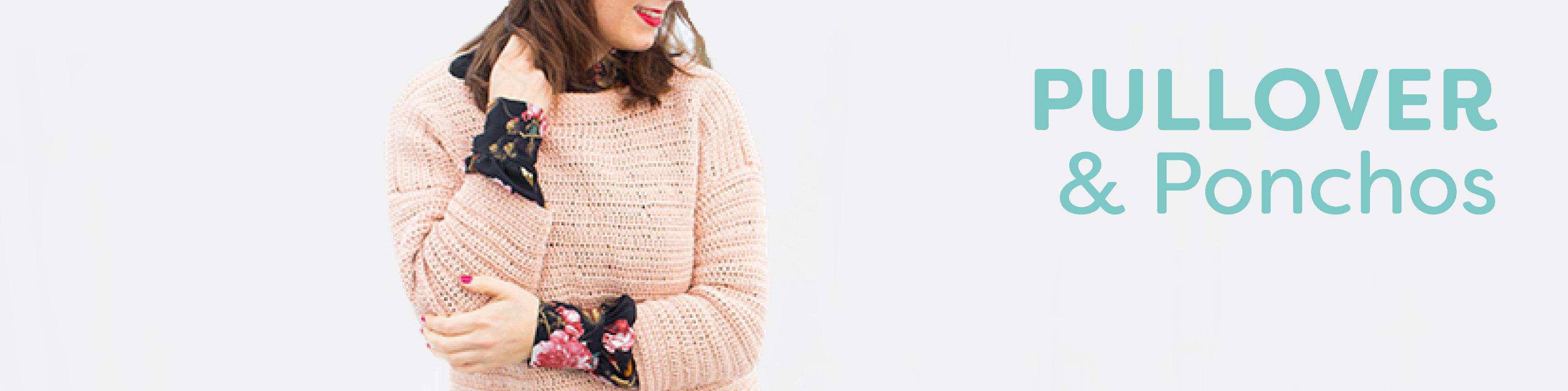 pullover stricken und häkeln